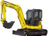 5 Tonne Mini Excavator