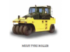 Rollers Multi-Tyred 25 tonne