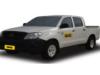 Automatic 1 Tonne Diesel 2WD Dual Cab Ute