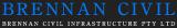 Brennan Civil Infrastructure Pty Ltd