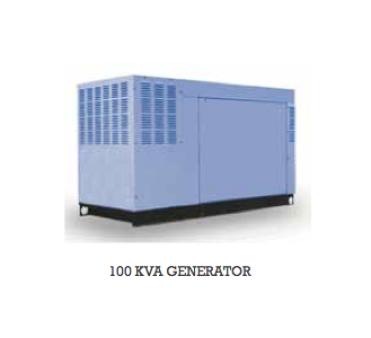 Generators Three Phase 60 kva Invertor - diesel silenced for hire
