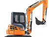 CASE CX55 5.5 Tonne Mini Excavator
