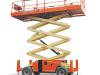 JLG 12 Metre Diesel Rough Terrain Scissor Lift