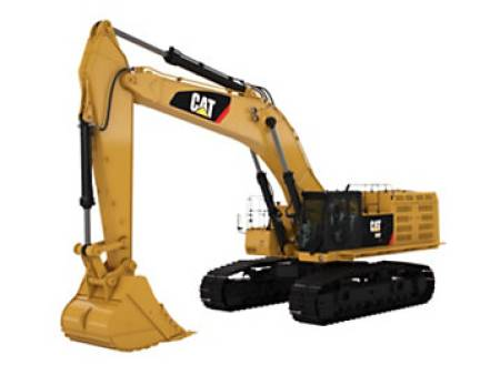 46 - 50 Tonne Excavator for hire