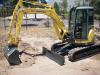 2012 Yanmar VIO55 5.5 Tonne Mini Excavator