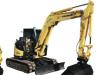 Yanmar 8 Tonne Excavator