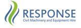 Response Civil Machinery and Equipment Hire