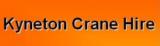 Kyneton Crane Hire