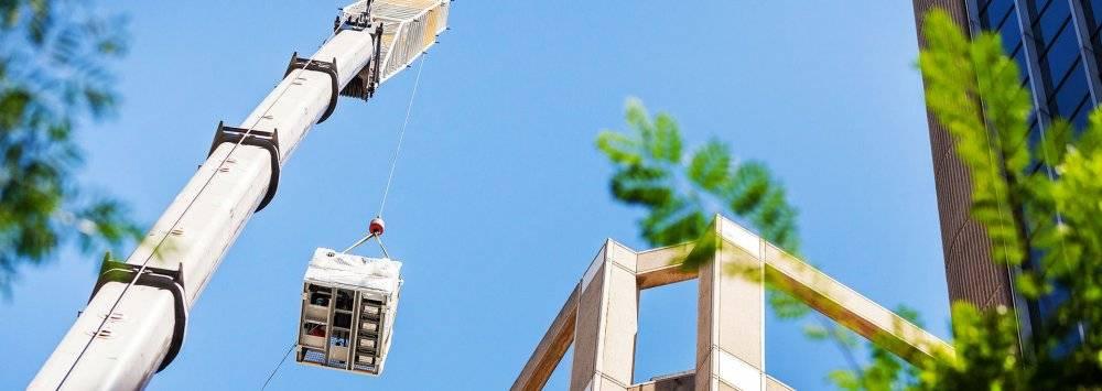 Equipment Lifting Solutions