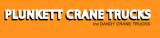 Plunkett Crane Trucks