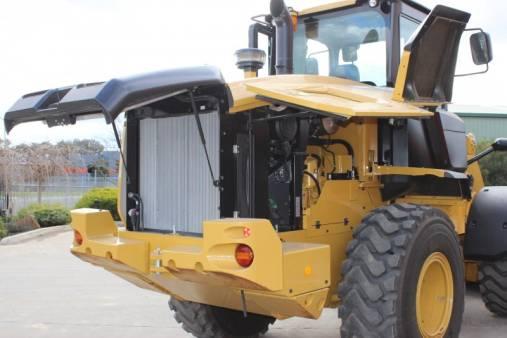 Caterpillar 930K - Wheel Loader