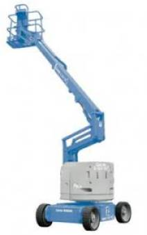 Knuckle Boom Lift/Cherry Picker (31 - 40ft) for hire