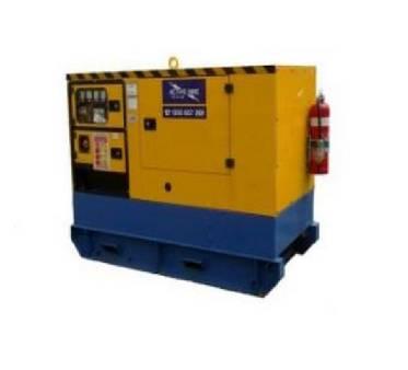 Generator - 80kva for hire